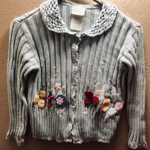 Laura Ashley Sweater for girls
